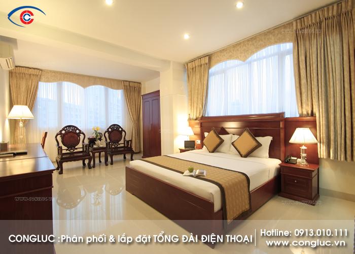 Lắp tổng đài điện thoại cho nhà nghỉ tại Vân Đồn Quảng Ninh