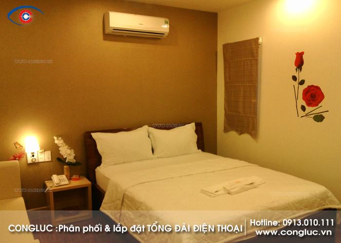 Lắp tổng đài điện thoại nhà nghỉ tại Vân Đồn Quảng Ninh