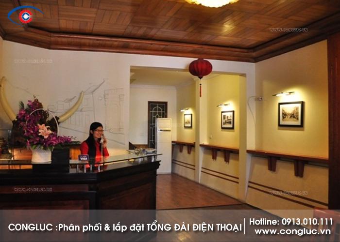 Lắp tổng đài điện thoại nhà nghỉ ở Vân Đồn Quảng Ninh