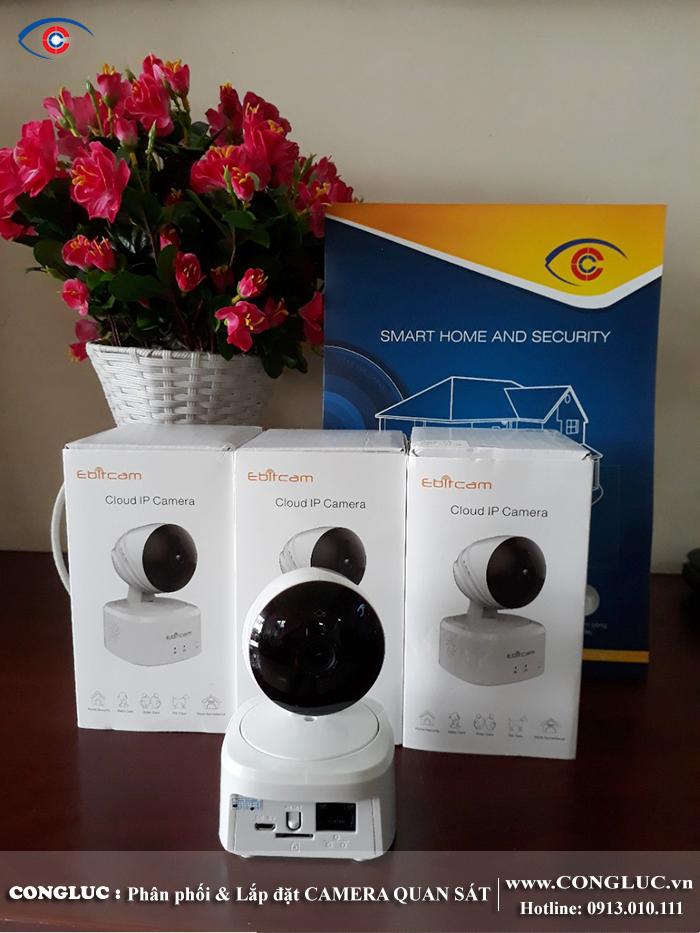 bán camera quan sát ip wifi giá siêu rẻ tại Hải Phòng