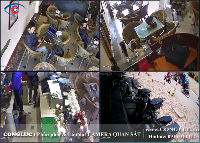lắp trọn bộ camera hikvision giá rẻ cho nhà hàng