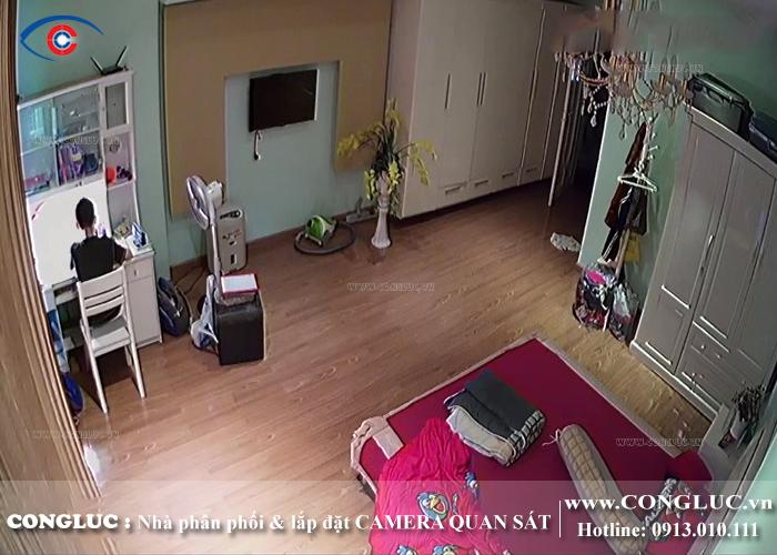 lắp trọn bộ camera hikvision giá rẻ cho nhà riêng