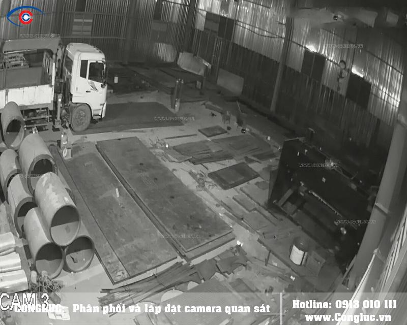 lắp trọn bộ camera hikvision giá rẻ cho nhà xưởng