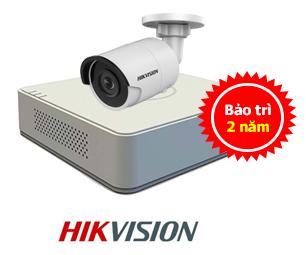 lắp trọn bộ camera hikvision giá rẻ tại Hải Phòng