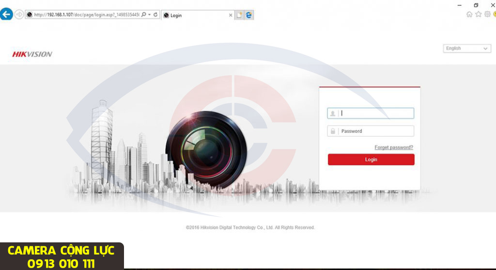 hướng dẫn đổi mật khẩu đầu ghi hình camera hikvision 1