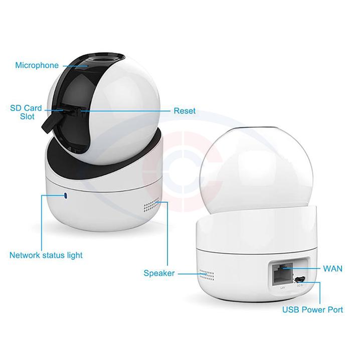 Bán camera Hikvision DS-2CV2Q01EFD-IW giá rẻ ở Hải Phòng