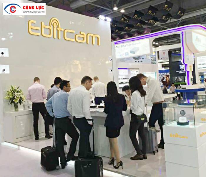 Bán camera wifi ebitcam giá rẻ nhất Hải Phòng