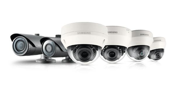 Kết quả hình ảnh cho Camera IP Samsung