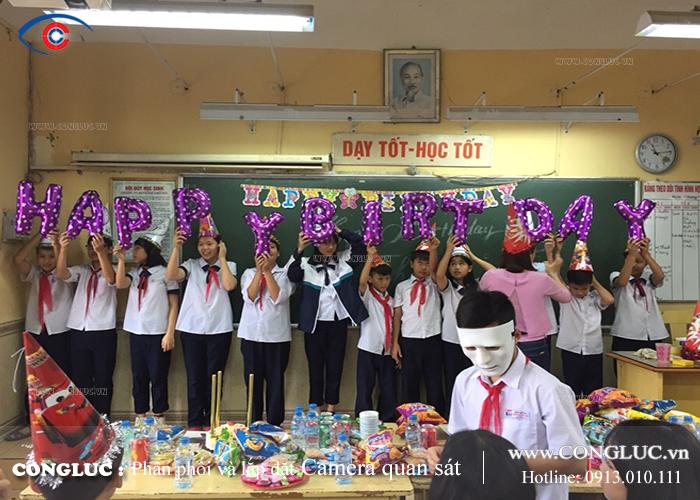 Lắp camera trường học tại Quận Lê Chân