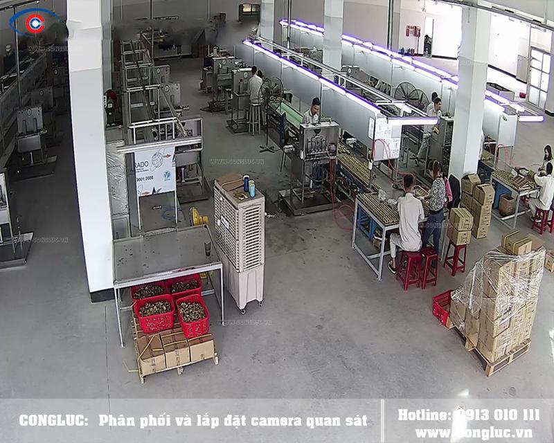 Lắp camera giám sát chính hãng tại Hải Phòng