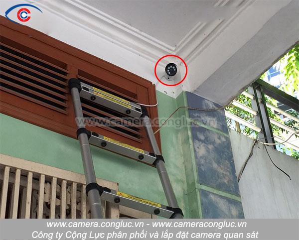 lắp đặt camera chống trộm cho nhà trọ tại hải phòng