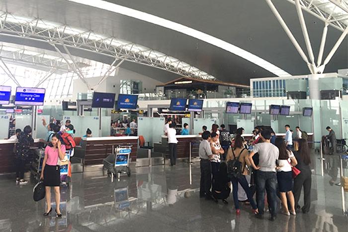 Lắp đặt camera quan sát an ninh tại sân bay