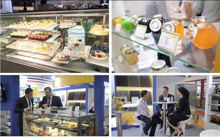 Cung cấp lắp máy chấm công cho công ty thực phẩm Hoàng Lâm Holafoods