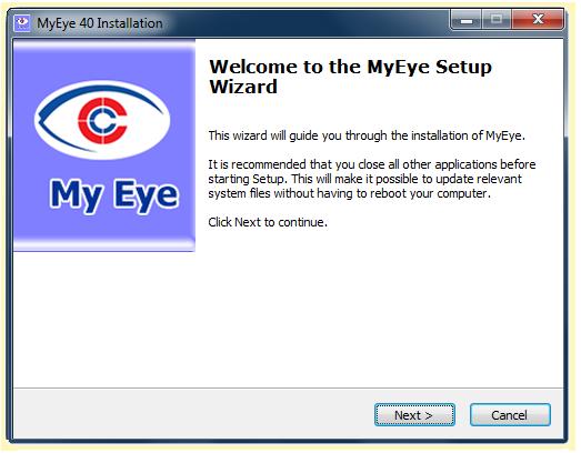 cách cài đặt phần mềm chấm công my eye pro