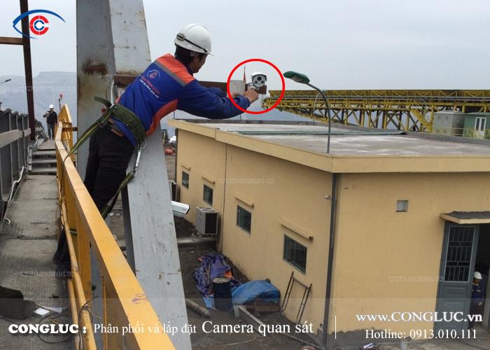 Nhân công lắp camera miễn phí ở Hải Phòng