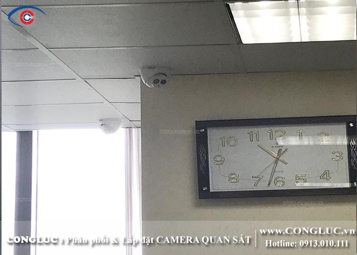 lắp camera quan sát ở Hải Phòng công ty nội thất HT