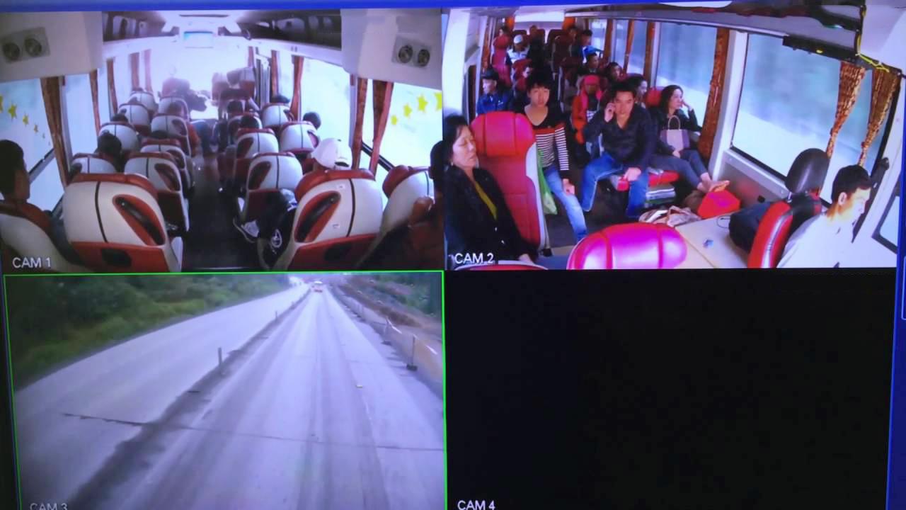 lắp đặt camera giám sát hành trình ô tô