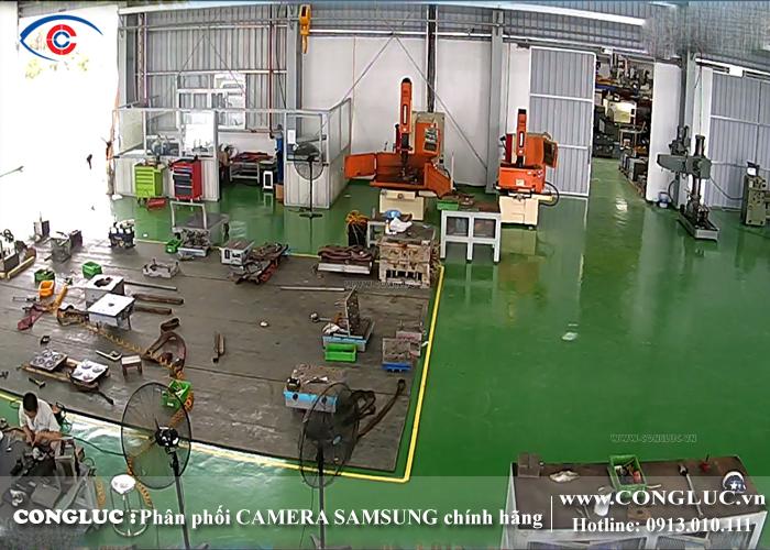 lắp đặt camera samsung chất lượng cao tại hải phòng