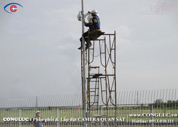 lắp đặt camera giám sát tại ccn bến rừng hải phòng