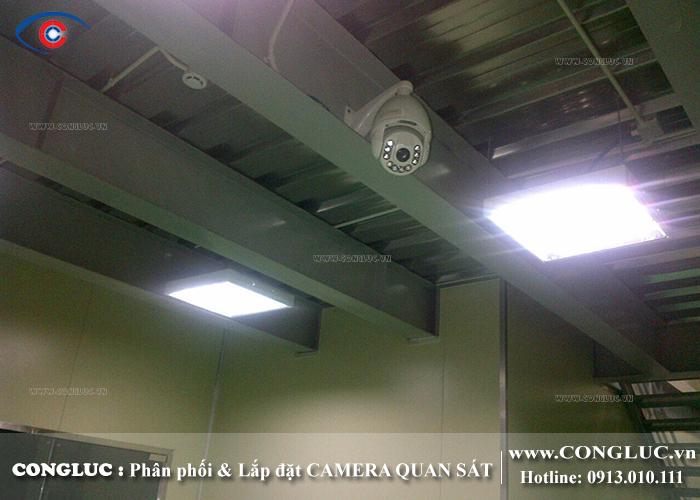 lắp camera quan sát nhà xưởng ở ccn tân liên hải phòng