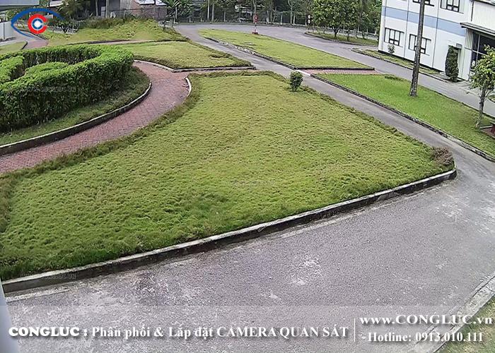 lắp camera giám sát cho công ty hanmi tại an dương hải phòng