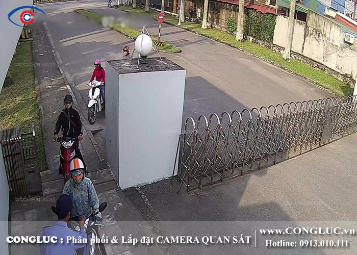 lắp camera quan sát cho công ty Hanmi tại Hải Phòng