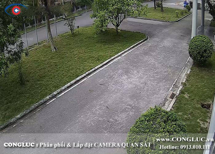 lắp camera công ty Hanmi tại xã Đại Bản huyện An Dương Hải Phòng