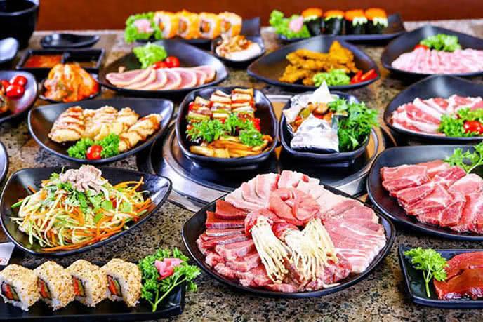 lắp máy chấm công tại nhà hàng nướng Nhật Bản FUKU Hải Phòng