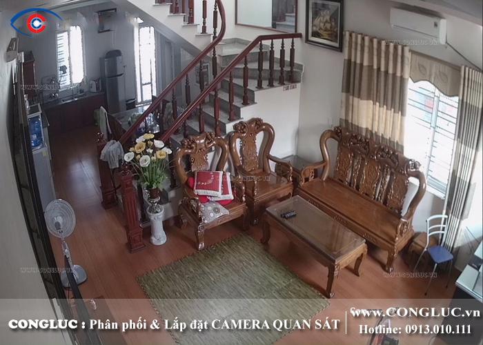 miễn phí lắp camera giám sát cho gia đình
