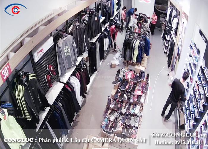 miễn phí lắp camera giám sát tại Hải Phòng cho shop thời trang