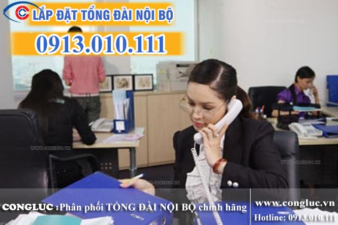 lắp tổng đài điện thoại tại cụm công nghiệp Vĩnh Niệm Hải Phòng