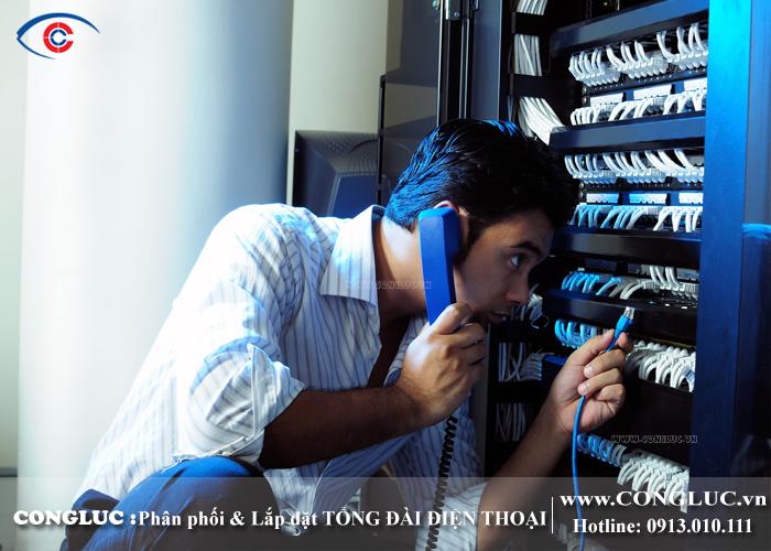 lắp tổng đài điện thoại giá rẻ tại ccn Đồng Hòa Hải Phòng