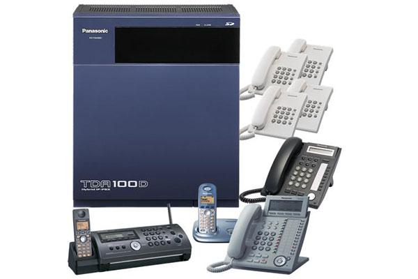 Lắp đặt tổng đài điện thoại Panasonic chính hãng tại Hải Phòng