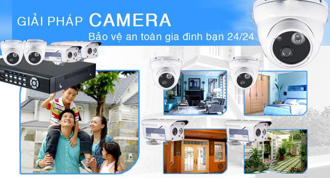 lắp camera quan sát giá rẻ cho gia đình tại Hải Phòng