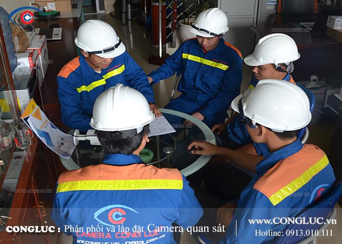 tuyển nhân viên kỹ thuật lắp camera hải phòng uy tín