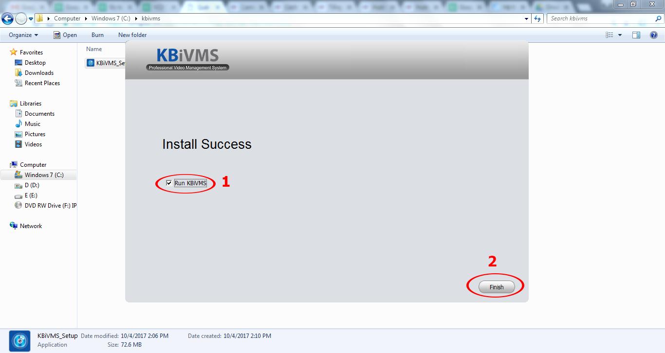 các bước cài phần mềm kbivms xem camera kbvision trên điện thoại