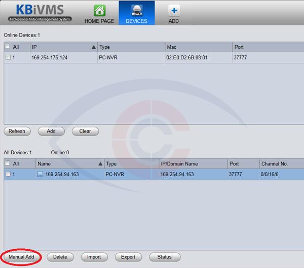 cách cài phần mềm KBiVMS xem camera cho máy tính